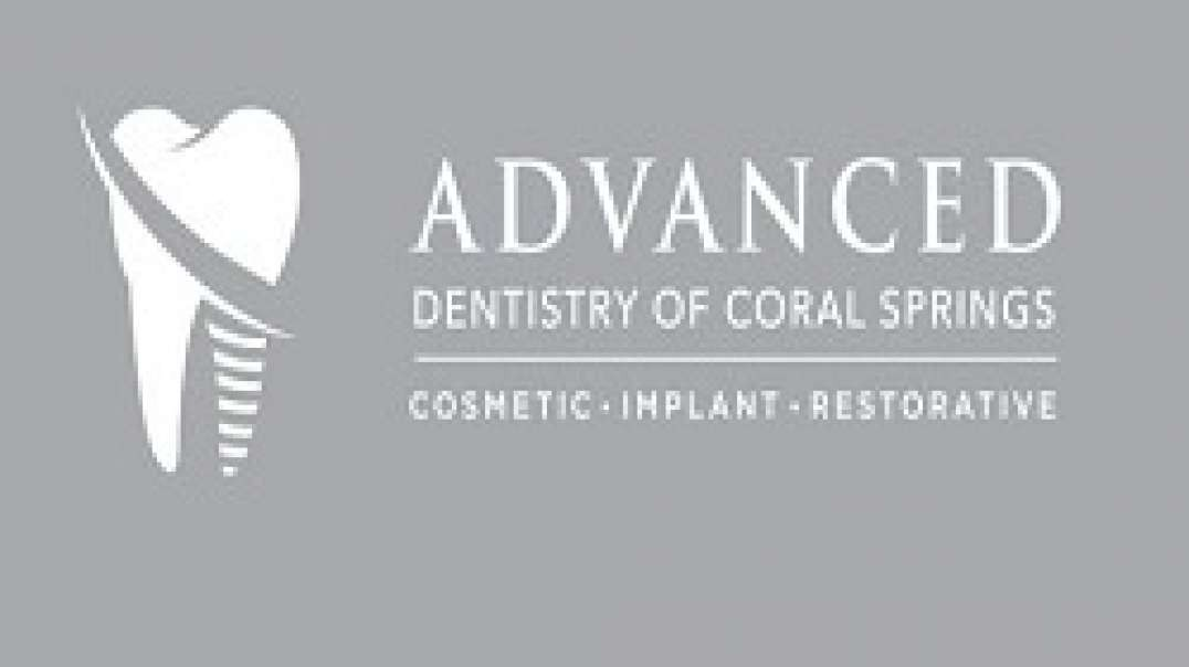 Advanced Dentistry : Emergency Dental Care in Coral Springs