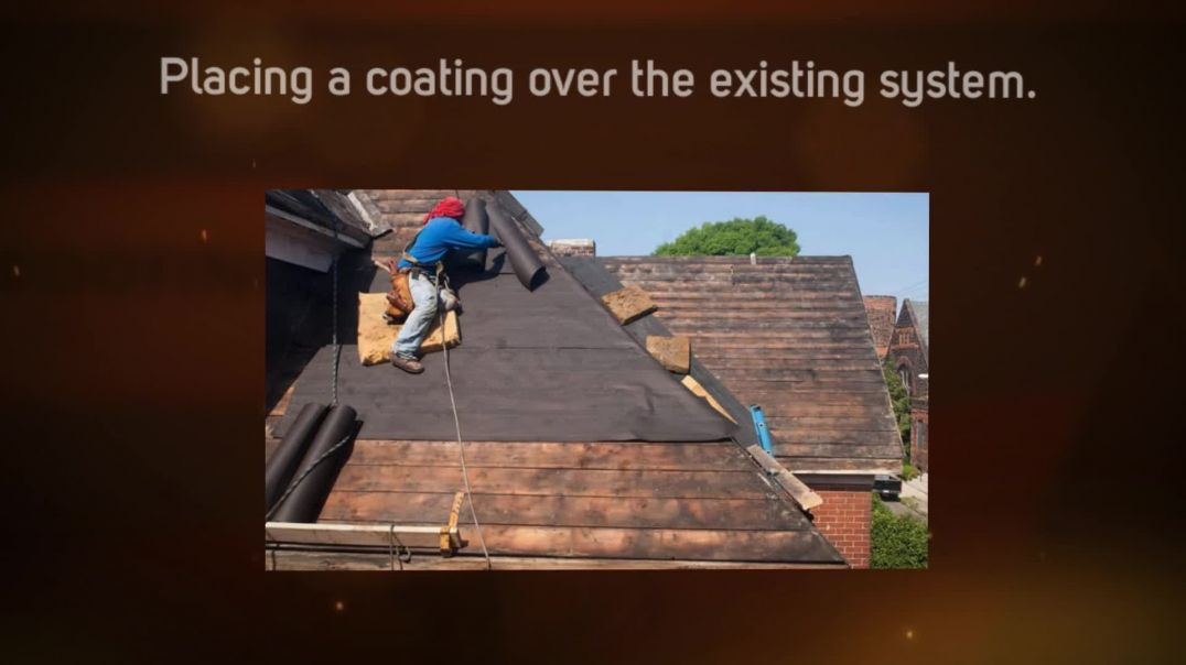 Residential and Commercial Roofing  Services