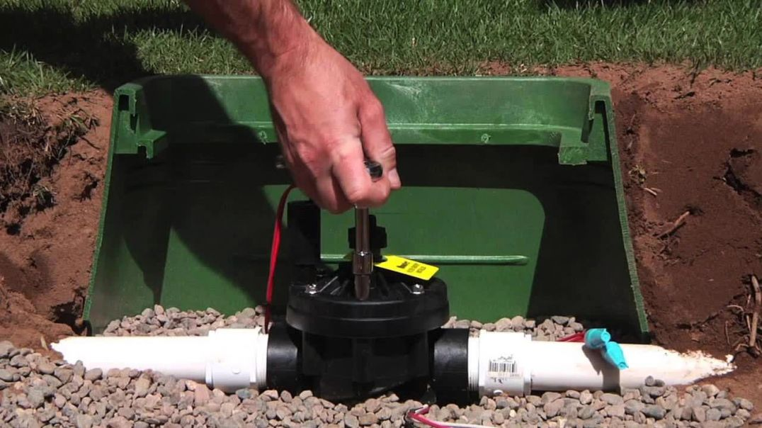 Simple Lawn Sprinklers System Fixes