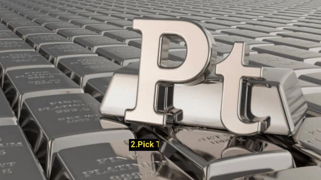 Buy Platinum Bars Online