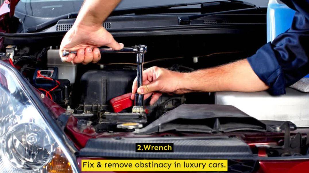 Automotive Repair Tools & Equipment