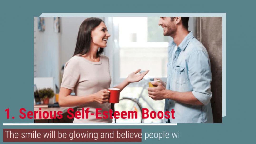 Instant Brighter Smile for Oral Health