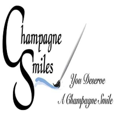 Champagne Smiles